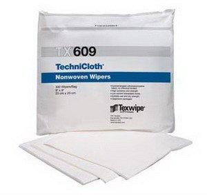 Texwipe Wipers TechniCloth 9'' X 9'' 300/Bag by ITW TEXWIPE