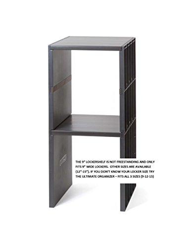 """Lockershelf Company-9"""" Locker Shelf -The Ultimate Solution in Locker Shelving"""