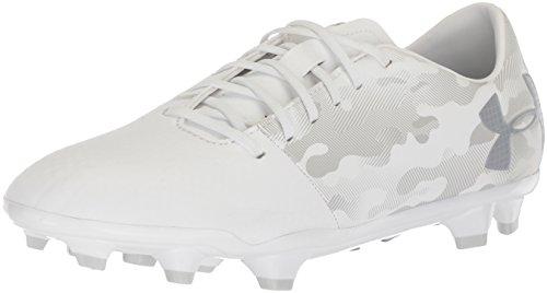 Dl Ua Zapatillas De Fg Blanco Para Armour Hombre Spotlight white Fútbol Under tx5BZOx