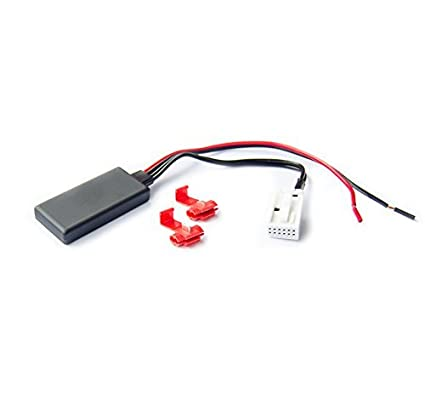 Adaptador Bluetooth para BMW E60 E61 E63 E64 E83 E85 entrada audio música Radio Interface