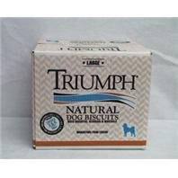 Triumph PET 736185 Dog Large Biscuits, (Biscuits 20 Lb Box)