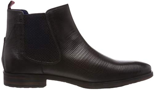 Brown 811211211100 dark Daniel Homme Marron Hechter 6100 Bottes Classiques O0wUHq