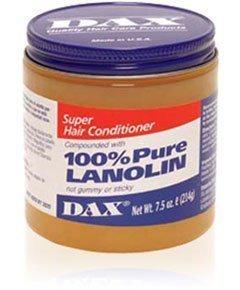 Dax 100% Pure Lanolin Super Conditioner 397gm by IMPERIAL DAX. (Super Dax Lanolin)