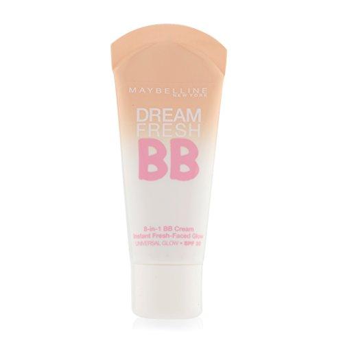 Maybelline Dream Fresh 8 in 1 BB Cream 30ml Universal Glow