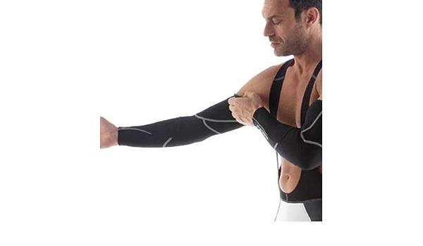 Eigo Roubaix Arm Warmers White Sizes S-XL FREE P/&P