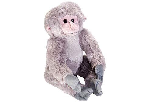 (Wild Republic Japanese Macaque Plush, Stuffed Animal, Plush Toy, Kids Gifts, Cuddlekins, 12 Inches)