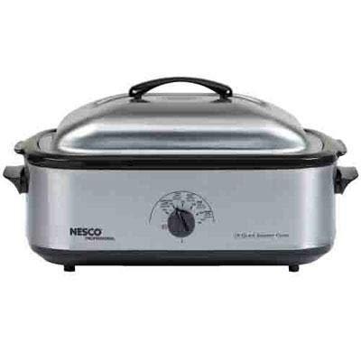 nesco slow cooker - 6