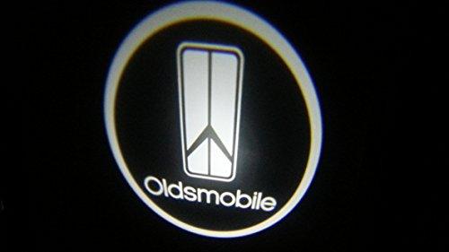 Oldsmobile olds Ghost Door Logo Projector Shadow Puddle Laser door Led Lights 7w x2 lights