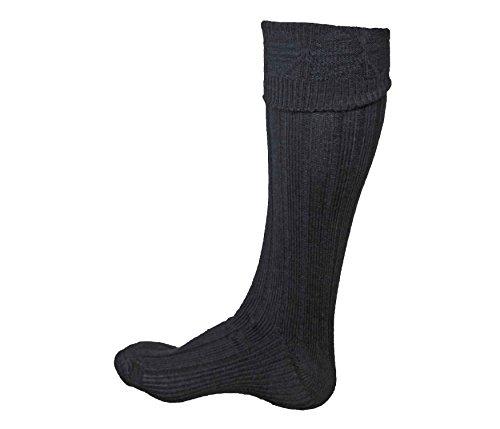 Scottish Kilt Hose - UT Kilts (USA Men's Shoe Size 7-9.5, Gray)