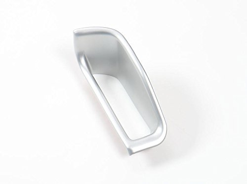 Auto Handbremse Aufbewahrungsbox Ablagefach Rahmen Verkleidung dekorative Zierleiste Abdeckung Innenausstattung Auto Gadget f/ür Suzuki Jimny 07-15,mattsilber 1pcs