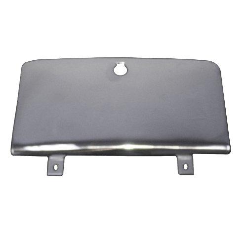 Rugged Ridge 11125.01 Stainless Glove Box Door ()