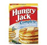(Hungry Jack Complete Extra Light & Fluffy Pancake & Waffle Mix 32 oz)