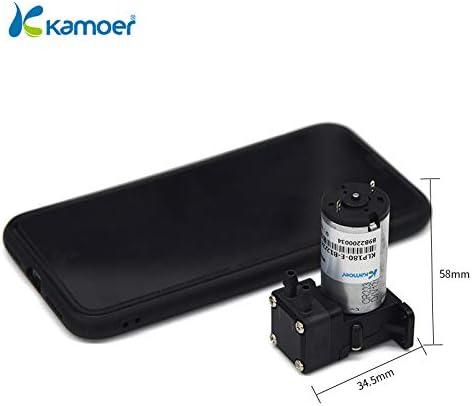 Kamoer KLP180 Micro Diaphragm Pump 12V EPDM
