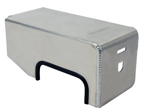 Moroso 74224 Aluminum Fuse Box Cover for Mustang GT500