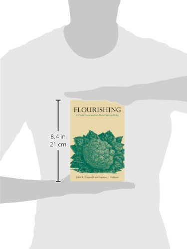 Flourishing: A Frank Conversation About Sustainability by Brand: Stanford Business Books (Image #2)
