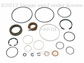 (Mercedes r129 Seal Kit Power Steering Box rebuild seals o-ring set sealing)