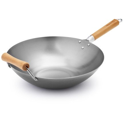 Sur La Table Professional Carbon Steel Wok Review