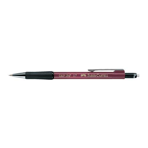 Faber-castell Grip 1345 0.5mm Mechanical Pencil - Red