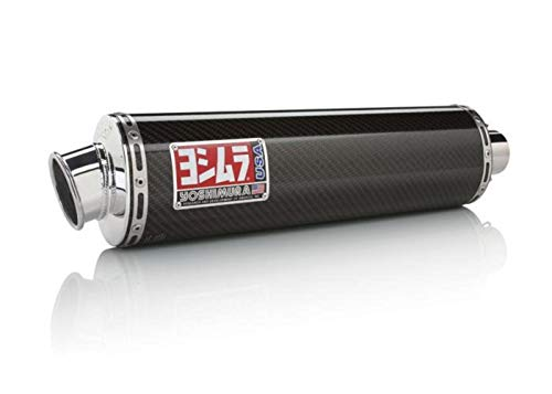 (Yoshimura Exhaust RS3 Bolt-On Carbon Fiber for Suzuki GSXR-1000 01-04 )