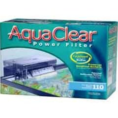 AquaClear 110 Aquarium Power Filter - for 60 to 110 Gallon by Aqua Clear