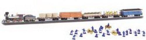 Bachmann Civil War - Union HO Scale Ready To Run Electric Train Set
