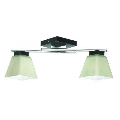Bauhaus - Lámpara de techo (b52 cm, diseño Hogar, en negro ...