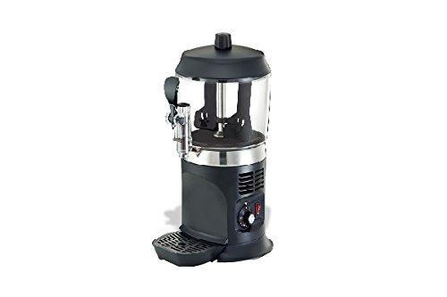1100 Dispenser (Benchmark 21011 Hot Beverage/Topping Dispenser, 120V, 1100W, 9.2A, 5 qt Capacity)