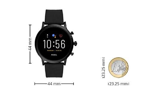 Fossil Smartwatch Gen 5 da Uomo Touchscreen con Altoparlante, Frequenza Cardiaca, GPS, NFC e Notifiche per Smartphone 5
