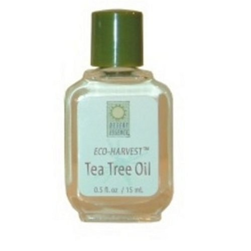 Tea Tree Oil Eco Harvest - Desert Essence Tea Tree Oil - Eco-harvest, 2-Ounce, 0.25 Bottle