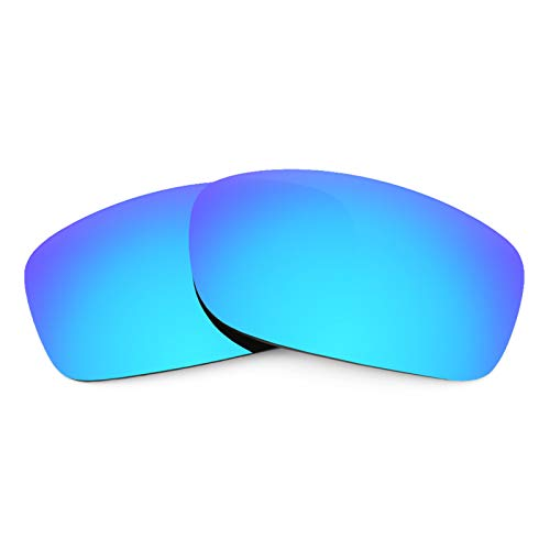 Revant Polarized Replacement Lenses for Oakley Fives Squared Elite Ice Blue ()