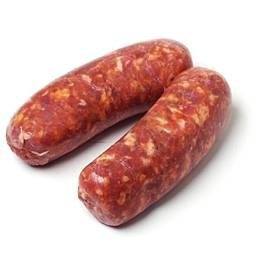 Esposito's Finest Quality Sausage - HOT ITALIAN SAUSAGE - 4 8-link Packages (Net Wt. 6lbs.)
