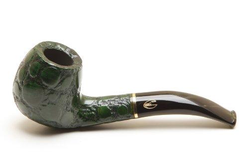 Savinelli Alligator Green 677V Tobacco Pipe by Savinelli (Image #1)