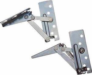 Charmant Free Pu0026P   Kitchen Cabinet Lift Up Flap Top Door Hinges Double U003d Left U0026  Right