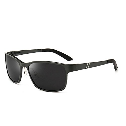 magnésium en soleil de et soleil Lunettes Un polarisées de carrées lunettes aluminium soleil polarisées Shop hommes de soleil Lunettes de 6 pour lunettes q7wxt6ZX