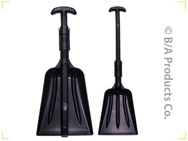 BA Products 52-100 Collapsible Shovel 24.5''-36.5'' Towing Road Side Emergency by Generic (Image #1)