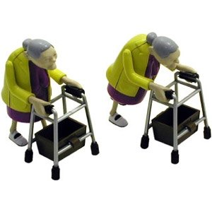 Bluw Racing Grannies -