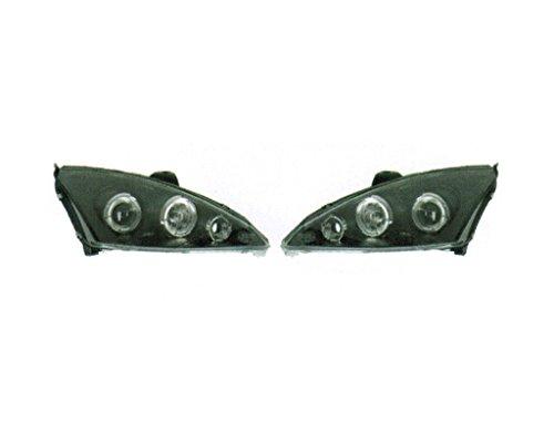 Design Tuning Scheinwerfer Set für Ford Focus Dfw Dnw Daw 98-01