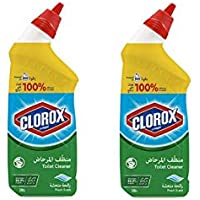 Clorox Toilet Bowl Cleaner Fresh Scent 709 mililitres Pack of 2 Pieces