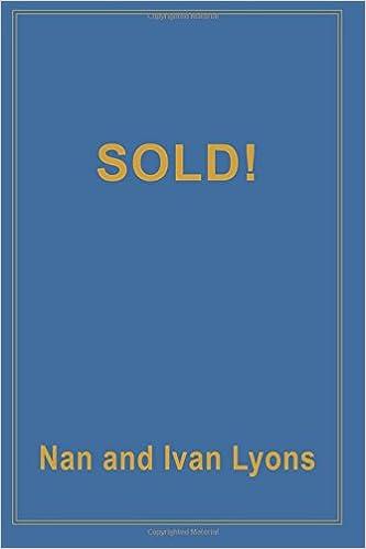 Sold!: Nan Lyons: 9780786754595: Amazon.com: Books