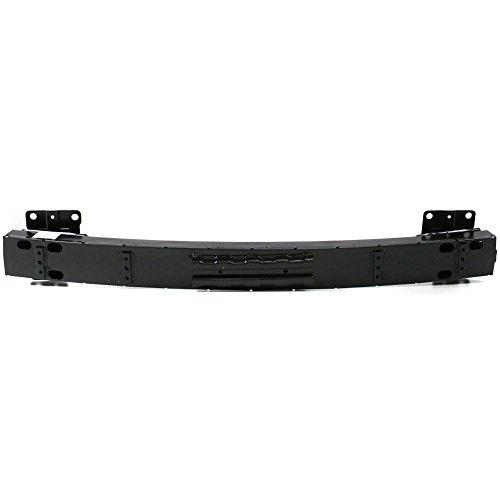 Bumper Reinforcement Impact Bar - Evan-Fischer EVA17572024787 Bumper Reinforcement for Hyundai Sonata 06-08 Front Impact Bar Steel Primed