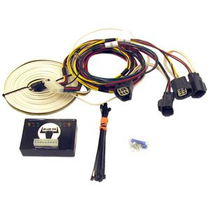 Blue Ox BX88285 EZ Light Wiring Harness Kit for Jeep Rubicon/Wrangler