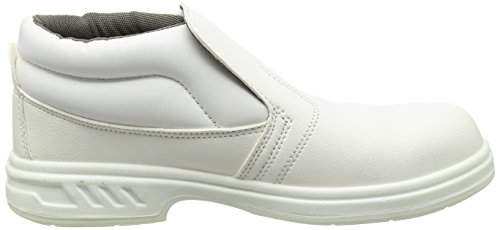 Portwest Fw83 blanco – 7.0 Blanco Slip On Boot