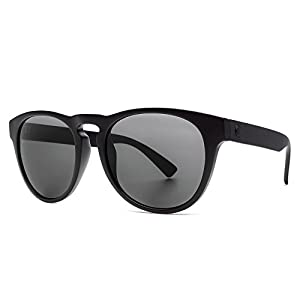 Electric Visual Nashville XL Matte Black/OHM Grey Sunglasses
