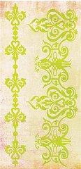Lemonade Cardstock Stickers 5.75 X12.25 Sheet-