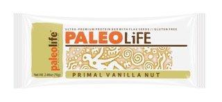 Amazon.comPaleoLife Paleo BarsNEW FLAVOR- PRIMAL VANILLA NUT