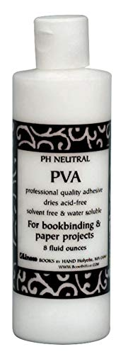 Books by Hand pH Neutral PVA Adhesive, 8oz (BBHM217)