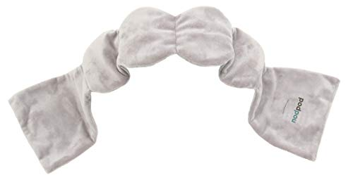 nodpod - The Weighted Blanket for Your Eyes - Our Patented Weighted Sleep mask for Less Stress and Better Sleep