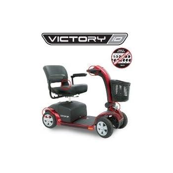 Amazon.com: Pride Movilidad – Victory 10 – tamaño completo ...