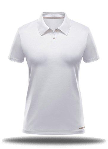 Porsche Design Women's Short Sleeve Pique Polo (36, - Golf Porsche Shirt