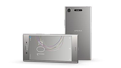 Sony Xperia XZ1 G8342 64GB Silver, Dual Sim, 5.2